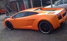 Lamborghini Gallardo Batmobile - ricky whittle actor celebrity drive motor trend