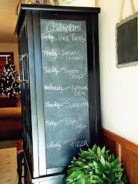 chalkboard in kitchen ideas kitchen chalkboard ideas chalkboard fridge with kitchen chalkboard