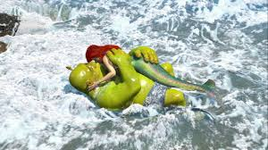 mermaid wikishrek fandom powered wikia