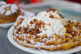 funnel cake recipe add ons that are worth every calorie