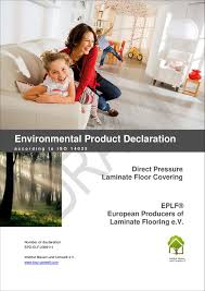 Laminatboden Laminate Flooring Laminate Flooring Epds Are Ready Eplf Calls For Sustainable