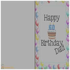 birthday cards fresh printable happy birthday dad cards