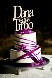 30 gorgeous statement cake toppers you u0027ll love weddingomania