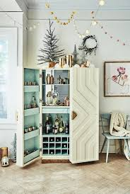 Anthropologie Dining Room Geo Ripple Bar Cabinet Anthropologie For The Estate