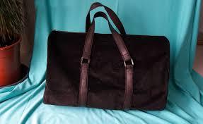 patron sac cuir gratuit un sac de voyage pour un anniversaire les chiffonneries du chat