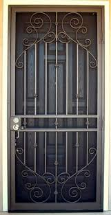 Iron Door Designs Photo Gallery