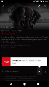 how to download netflix shows and movies watch content offline