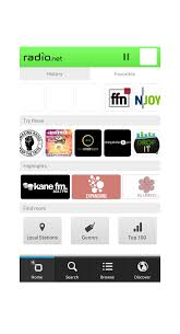 Radio Locator App Radio App For Blackberry Smartphones