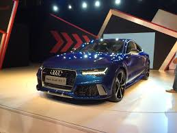 audi rs price in india facelifted 2015 audi rs7 launched in india at rs 1 4 crore zigwheels
