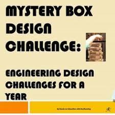 Challenge Your Stem Engineering Challenge Mystery Box Engineering Design Set 2