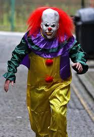 us cops warn of u0027killer clown u0027 return this month in anticipation