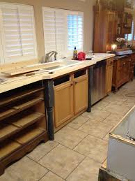 Mobile Home Kitchen Cabinets Discount Mdf Vintage Plain Panel Door Secret Mobile Home Kitchen Cabinets
