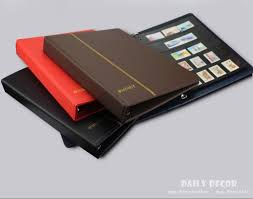 Photo Album With Black Pages Stamp Book Picture More Detailed Picture About High Quality