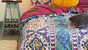 bedding set astounding boho bedding sets uk glorious bohemian