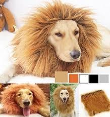 Lion Halloween Costumes Dogs Amazon Lion Mane Dog Dogloveit Dog Costume Gift