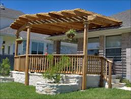 Detached Covered Patio Outdoor Magnificent Open Patio Cover Designs Metal Roof Awning