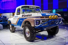 ex farm truck is the baddest pickup at the detroit show