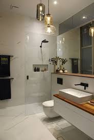 Modern Bathrooms Australia 25 Creative Modern Bathroom Lights Ideas You Ll Digsdigs