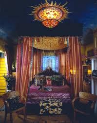 Boho Bed Canopy Eye For Design