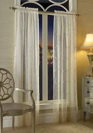 croscill cavalier sheer drapery panel and valance belk