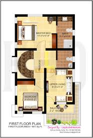 rectangle bedroom house plans plan in less that cents home kerala