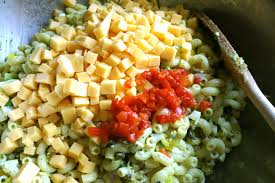 pasta salad recipe with cheese cubes best pasta recipes