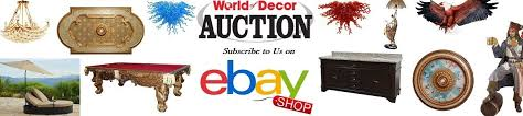 Items in World of Decor store on eBay