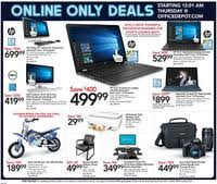 office depot and officemax black friday 2017 ad scan