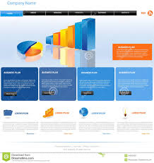 website template design royalty free stock photos image 34800408