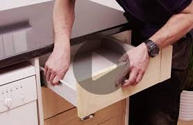 Kitchen By Guide To Fixing by Fixing A Broken Drawer How To