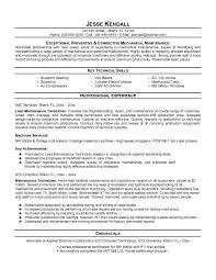 Lube Technician Resume Unforgettable Computer Repair Technician Resume Examples To Stand