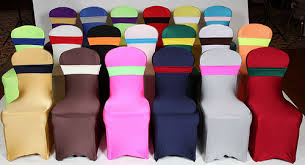 spandex chair bands chair covers choice party linens inc