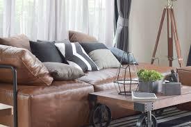 canapé style industriel comment realiser une decoration au style industriel le mag visiondeco