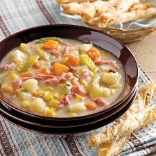 plat d automne cuisine chaudrée d automne recettes cuisine et nutrition pratico