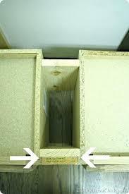 filling gaps between cabinets gap between cabinet and wall filling space between cabinets kitchen