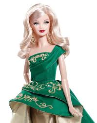 amazon barbie collector 2011 holiday doll toys u0026 games