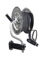 water hose reel wall mount pivoting hose reel u2013 up to 400 f spectrum facility