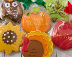 pilgrim owl cookies only thanksgiving fall cookies 12