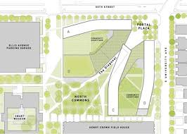 Uchicago Map Residence Hall For University Of Chicago By Studio Gang Architects 12
