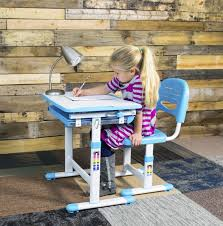 Height Adjustable Desk Canada by Vivo Height Adjustable Childrens Desk U0026 Chair Kids Interactive