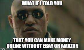 Make Money From Memes - matrix morpheus meme imgflip