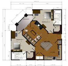 luxury apartment plans terrific luxury two bedroom apartment floor plans pictures best