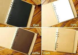 3 ring binder photo albums 3 ring binder scrapbook albums x faux leather 3 ring scrapbook