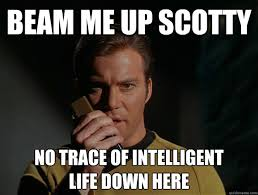 Scotty Meme - beam me up scotty memes quickmeme