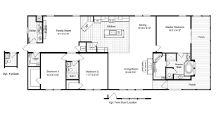 the la sierra ft32763a manufactured home floor plan or modular