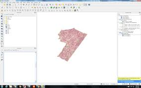 How To Draw A Topographic Map Contour Slope Analysis In Qgis Geographic Information Systems