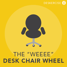 Desk Chair Workout Deskercise 33 Smart Ways To Exercise At Work Greatist