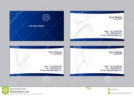 elegant collection of business cards template business cards