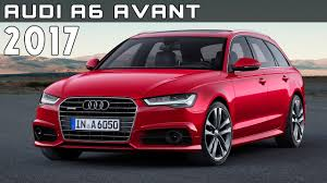 2017 audi a6 avant review rendered price specs release date youtube