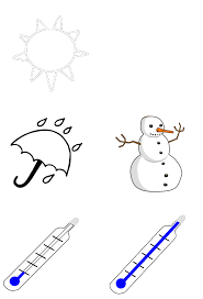 Weather Map Symbols Talking About The Weather Efl Lesson Plan English Lesson Plan